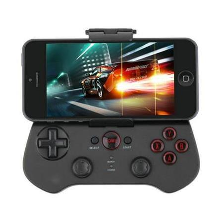 Android için Kablosuz Bluetooth Game Pad Controller iphone HTC Samsung