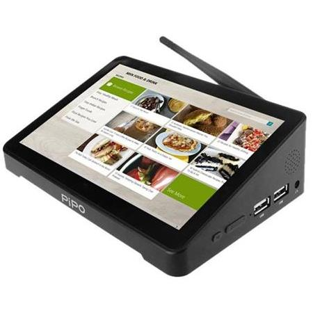 PIPO X8 Mini TV Box Windows 8.1 Android 4.4 Dual Boot Intel Z3736F Quad Core 2G 32G Media Player
